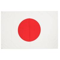 【三上旗店】 日の丸 100cmx150cmエクスラン(アクリル ★お得な10個パック