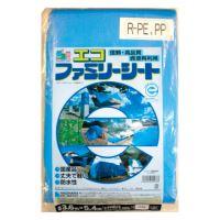 【萩原工業】 エコファミリーシート#3000 3.6m×5.4m ★お得な10個パック