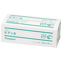 【東海加工紙株式会社】 タウパービアンカ Mサイズ 200枚×25個 ★お得な10個パック