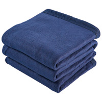 【角利産業】 備蓄用毛布コンパクト 9988 ★お得な10個パック