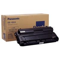 Panasonic FAXトナーカートリッジ DE1004★お得な10個パック