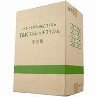 国分ビジネスサポート ストレッチフィルム T&K155 500×300m 6巻★お得な10個パック