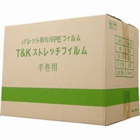 国分ビジネスサポート ストレッチフィルム T&K153 300×500m 6巻★お得な10個パック
