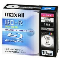マクセル株式会社 ブルーレイ BR25PWPC.10S★お得な10個パック