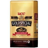 UCC ※ゴルドSPスペシャルブレンド1kg1袋★お得な10個パック