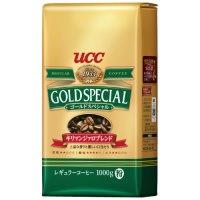 UCC ※ゴールドSPキリマンジァロ1kg1袋★お得な10個パック