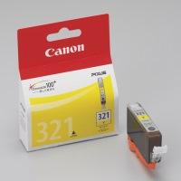 キヤノン インクカートリッジ BCI-321Y 黄4個★お得な10個パック