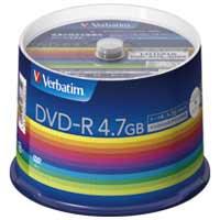 三菱ケミカルメディア データ用DVD-R 4.7GB 50枚 DHR47JP50V3★お得な10個パック