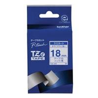 ブラザー 文字テープ TZe-243白に青文字 18mm★お得な10個パック