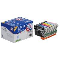 ジット リサイクルインク JIT-E506PZ 6本セット★お得な10個パック