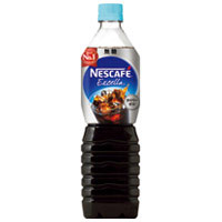 ネスレ ※エクセラ ボトルコーヒー無糖900ml/12本★お得な10個パック