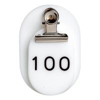 西敬 親子札 #7150 BO-51W 51~100(50組) 白★お得な10個パック