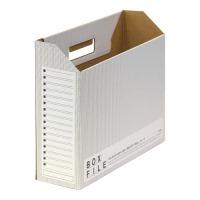 プラス ボックスファイル FL-099BF A4E 濃灰 10冊★お得な10個パック