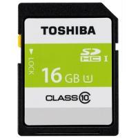 東芝 SDHCメモリカード 16GB SDAR40N16G★お得な10個パック