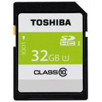 東芝 SDHCメモリカード 32GB SDAR40N32G★お得な10個パック