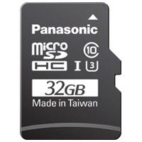 Panasonic microSDHCカード 32GB RP-SMGB32GJK