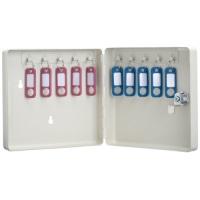 カール事務器 キーボックス コンパクトタイプ CKB-C10-I★お得な10個パック