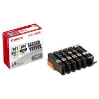 キヤノン インクカートリッジBCI-381S+380S/6MP 6色★お得な10個パック