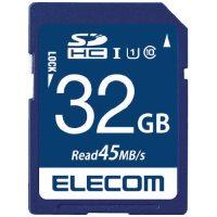 エレコム SDHCメモリカード 32GB MF-FS032GU11R★お得な10個パック