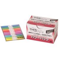 スリーエム ジャパン Post-itジョーブパワーパック 6802MS★お得な10個パック