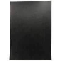 アコ・ブランズ シュアバインド表紙S45A4BZ-BK A4黒 100枚★お得な10個パック