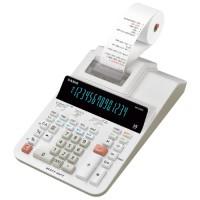 カシオ計算機 プリンター電卓 DR-240R-WE ホワイト