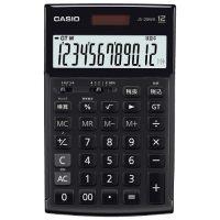 カシオ計算機 本格実務電卓 JS-20WK-MBK-N ブラック★お得な10個パック