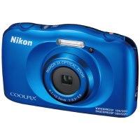 ニコン デジタルカメラ COOLPIX W150BL ブルー★お得な10個パック