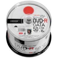 HIDISC DVD-R 4.7GB TYDR47JNP50SP 50枚★お得な10個パック