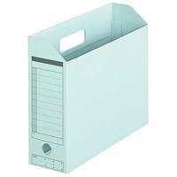 プラス ボックスファイル FL-051BF A4E 青 10個★お得な10個パック