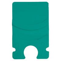 【新倉計量器】 スティックラバー グリーン ★お得な10個パック■代引き決済不可■平日配送のみ可■時間帯指定不可■