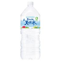 サントリー ※南アルプスの天然水 PET 2L/6本★お得な10個パック