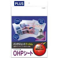 プラス IJ用OHPフィルム IT-120PF A4 10枚★お得な10個パック