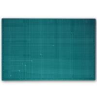 プラス カッターマット A1 GR CS-A1 緑■代引き決済不可■時間帯指定不可■★お得な10個パック