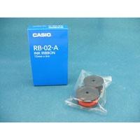 特別セール品 日本製 JANコード:4971850465980 カシオ計算機 プリンタ用電卓インクRB-02-A