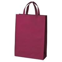 JANコード:4547345050650 スマートバリュー ☆新作入荷☆新品 不織布手提げバッグ中10枚ワインB451J-WN 高い素材