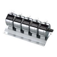 【コクヨ】 数取器 5連式 外寸法W150・D70・H67CL-205 入数:1 ★ポイント10倍★