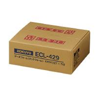【コクヨ】 連続伝票用紙<タックフォーム> 500枚 Y11XT9 6片ECL-429 入数:1 ★お得な10個パック