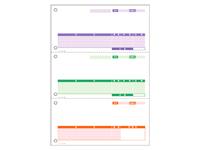 【コクヨ】 プリンタ用カット紙フォーム LBP対応 仕切書物品受領書3面付 A4 250枚PCF-1305 入数:1 ★お得な10個パック