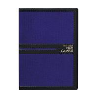 【コクヨ】 キャンパスカバー付きノート(普通横罫) セミB5(6号) 罫幅7mm96枚表紙青ノ-630A-B 入数:1 ★お得な10個パック