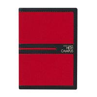 【コクヨ】 キャンパスカバー付きノート(中横罫) セミB5(6号) 罫幅6mm96枚表紙赤ノ-630B-R 入数:1 ★お得な10個パック