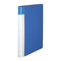 【コクヨ】 キャンパス ポストカードホルダー 替紙式 A4縦 縦入れ 30穴 100枚収容 青ハセ-120B 入数:1 ★お得な10個パック