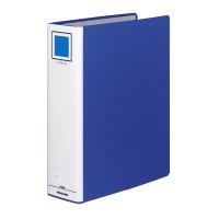 【コクヨ】 Rチューブファイル A4縦53mm530枚収容2穴青フ-R660NB 入数:1 ★お得な10個パック