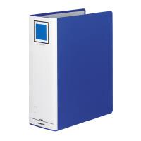 【コクヨ】 Rチューブファイル A4縦73mm730枚収容2穴青フ-R680NB 入数:1 ★お得な10個パック