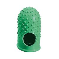 【コクヨ】 穴あき指サック 抗菌仕様 小 グリーンメク-7 入数:20 ★お得な10個パック