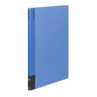 【コクヨ】 クリヤーブック B4縦 固定式20枚ポケット 青ラ-564NB 入数:1 ★お得な10個パック