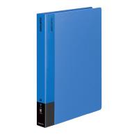【コクヨ】 クリヤーブック A4縦 固定式60枚ポケット 青ラ-585B 入数:1 ★お得な10個パック