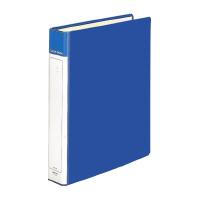 【コクヨ】 クリヤーブック(チューブファイルタイプ) A4縦 替紙式20枚ポケット 2穴 青ラ-E630B 入数:1 ★お得な10個パック