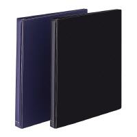 【コクヨ】 ファイルノート(表紙ハードタイプ) ミドルタイプ B5 26穴 黒ル-10ND 入数:1 ★お得な10個パック