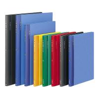 【コクヨ】 クリヤーブック(サイドスロータイプ) B4縦 固定式20枚ポケット 青ラ-824B 入数:1 ★お得な10個パック